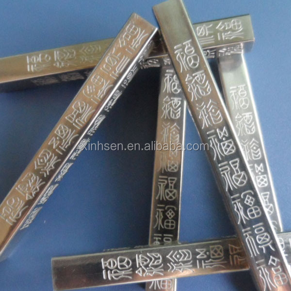 High quality hot sell stainless steel folding chopstick