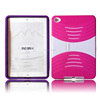 heavy duty pc silicone combo arch stand protector case cover for apple ipad mini 4