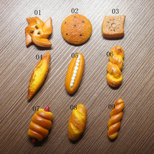 Artificial bread Fake Baguette and Doughnut Fake food model