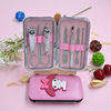 Promotional manicure pedicure set anniversary gift corporate gifts
