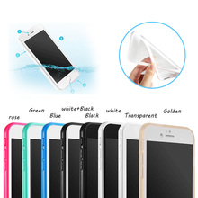Super Quality Waterproof TPU Case for iPhone 7, New Arrival Waterproof Mobile Phone Cases