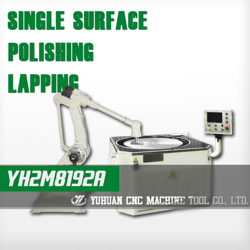 YH2M8192A Single Surface Polishing/Lapping Machine