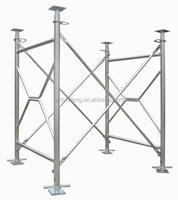 Construction Steel Scaffold V Frame System For Formwork