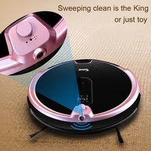Electric Cordless Wed Dry Remote Control Wifi Automatic Robotic Vacuum Cleaner Robot Price