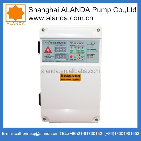 ECP Intelligent Control For Water Pump