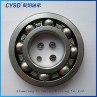 Long life deep groove ball bearing 6005 made in China