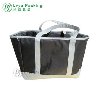 Customized non woven insulated thermal  Storage or Food cooler bag