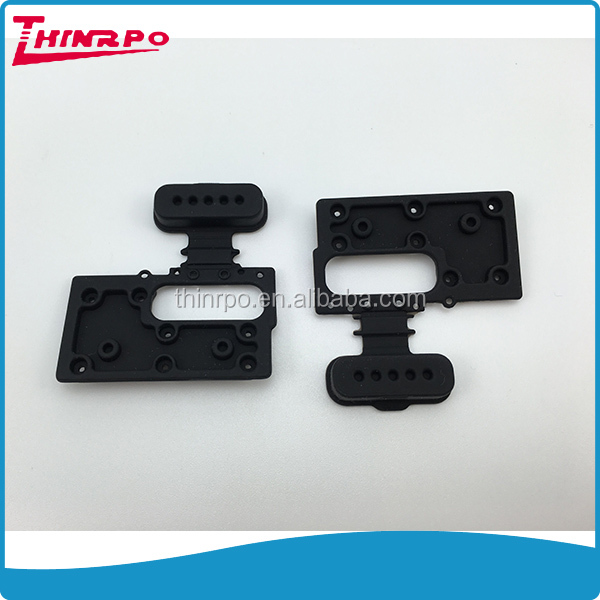 Silicone bumper cover for device protection