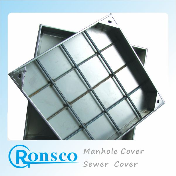 316 Stainless Steel Invisibility Manhole Cover sewer manhole covers