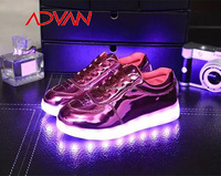 Whole Size 31-35 Hot Selling On Line Children Waterproof LED Shoes for Wholesale