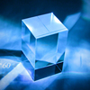 K9 Crystal Glass Block Rectangle Blank