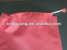 automatic non woven wear the rope bag making machinery