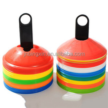 soft durable soccer / football training agility marker cones