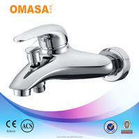 Install bathroom faucet aqua faucet bath shower mixer