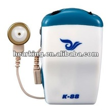 K-88 sound amplifier cheap hearing aids hearing aid cleaning tools