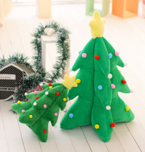 Factory direct sales, christmas tree plush toys, christmas gifts