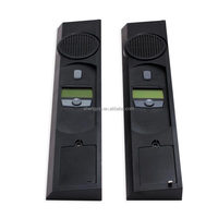 Hot selling custom ABS plastic voice recorder with push button for learnning machine