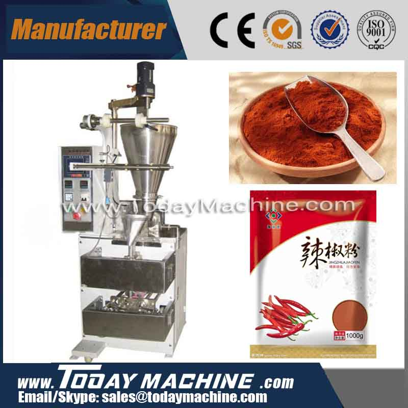 Automatic coffee/sugar/salt/pepper/spice stick/back/pillow sachet packaging machine