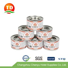 72 x Sterno <span class=keywords><strong>Sfregamenti</strong></span> <span class=keywords><strong>Gel</strong></span> <span class=keywords><strong>Carburante</strong></span> 200g Tin Catering Cucina Carvery