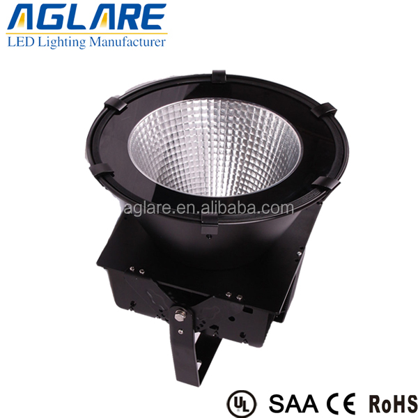 High Power CE ROHS IP65 20000 Lumen 200w High Bay LED Industrial Light