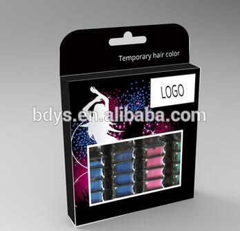OEM party New favorite Metallic Glitter Temporary Hair chalks