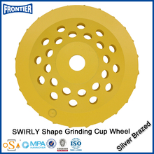 The Newest super quality weld seam grinding diamond wheel