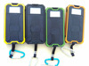 mobile power bank rechargeable travel 4000mAh solar power bank charger
