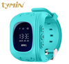 TM-S002A SOS panic button kids watch gps tracker with SIM card
