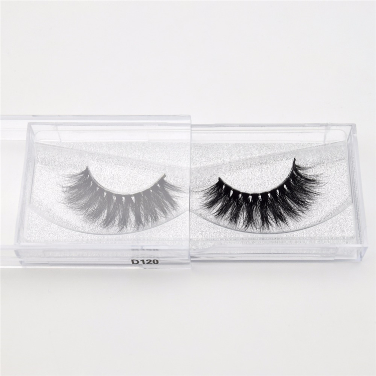 <strong>D120</strong> Mink Lashes 3D Curly Soft Eyelashes Lash