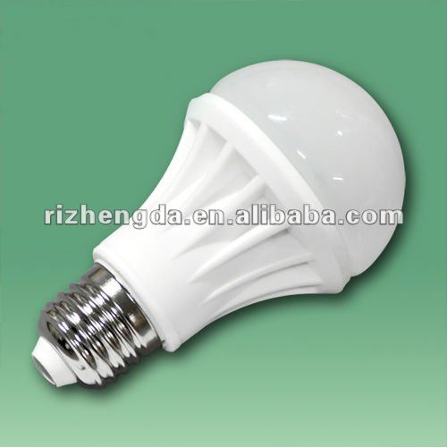 6w led bulb parts, e26, e27 led light bulb