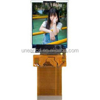 tft lcd display cheapest 1.44 inch resolution 128*128 UNTFT40427