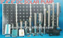 photovoltaic power system submersible pumps,dc motor high efficiency
