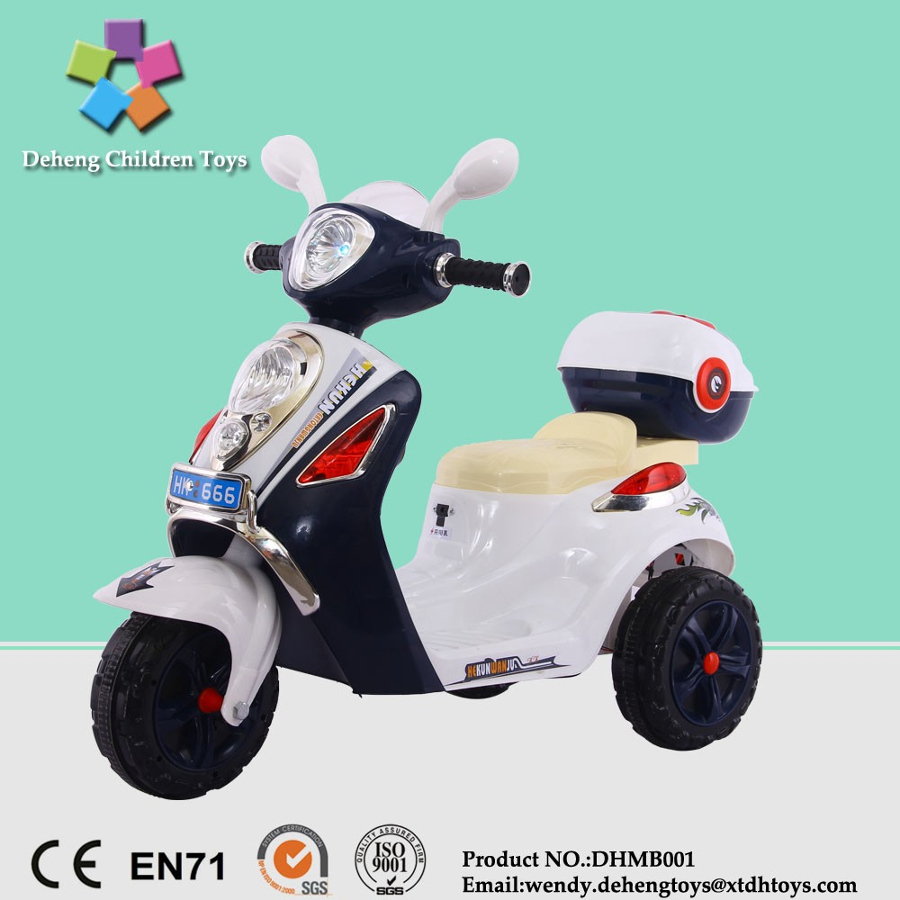 2016 Low price battery 6V Mini motorcycle for kids