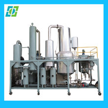 using transformer oil purifier/water content