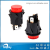 Momentary or Latching on-off led round push button switches