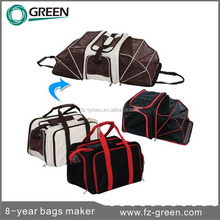 wholesale new expandable pet travel dog carrier bag cat bag