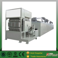 chicken farm use paper pulp egg tray automatic egg tray machine