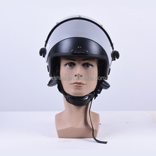 High quality Anti riot helmet police safety helmet riot control gear
