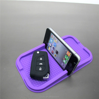Magic Grip Sticky Pad Anti Non Slip Mat Dashboard Cell Phone GPS Holder