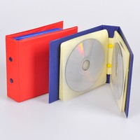 HSL016-1 Custom cheap fancy plastic cd dvd case