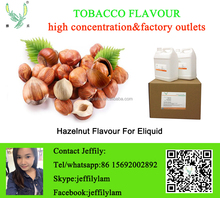 Factory direct hazelnut e liquid concentrate,liquid flavouring usde for eliquid making