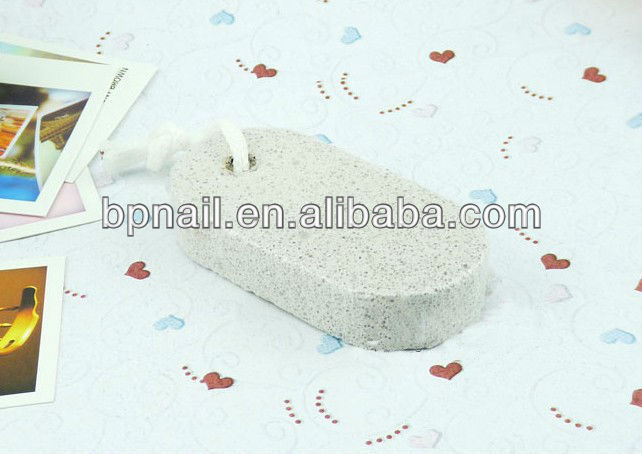 Foot Pumice Stone for nail care.