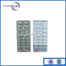 Model Factory Shenzhen Rubber Remote Control for Home Appliances Prototype