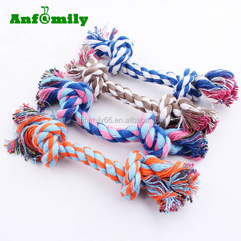 Puppy Dog Pet Toys For Small to Medium Dogs & Cotton Dog Rope Toys