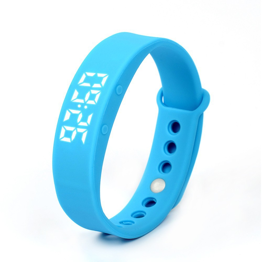 Smart Wristband Bracelet Pedometer Sleeping Monitor Activity Tracker