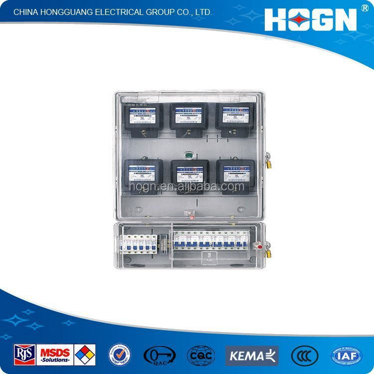 2015 New Type Electric Meter Cabinet