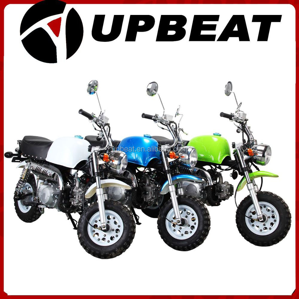 upbeat 125cc monkey bike,gorilla bike, pit dirt bike ace eec certified