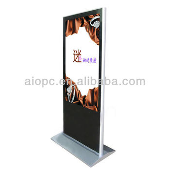 55 Inch Digital Network LED Video Commercial Advertisement
