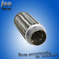 stainless steel muffler/silencer exhaust rain cap flexible pipe replacement parts