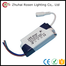 3w 6w 12w 18w 24w isolated wide voltage LED panel light driver